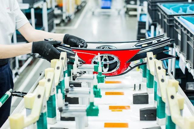Toyota Corolla volta a ser produzido no Brasil dia 22