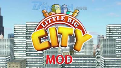 Little Big City 4.0.6 MOD Unlimited Money dan Diamond Gratis