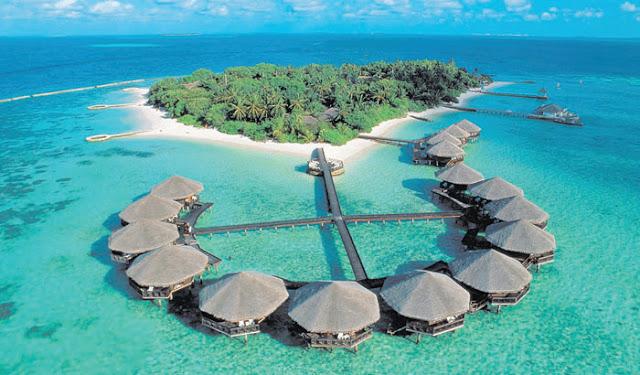 Panantai Di Maladewa
