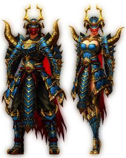 [Costume] Warrior's Soul