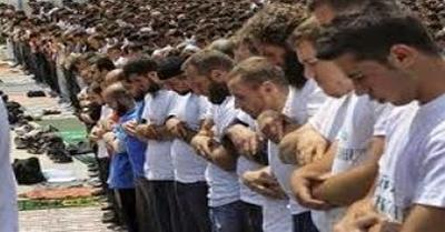 Hasil gambar untuk gambar orang-orang eropa masuk islam
