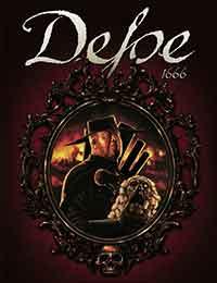 Defoe Comic
