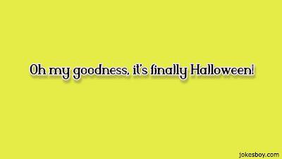 best halloween puns