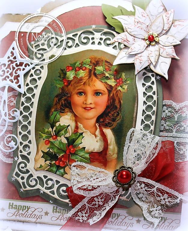 """Merry En: Ineke""""s Creations: Merry Christmas En Demo Gerda's Hobbyshop"""