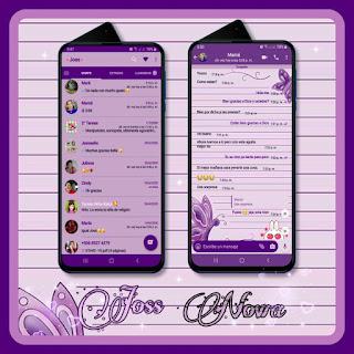 Classic Theme For YOWhatsApp & NoWhatsApp By Joss