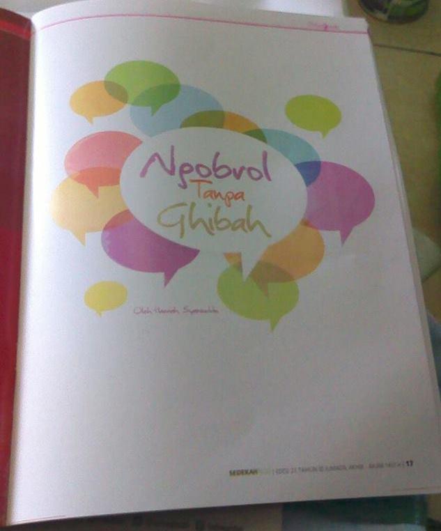 Mulai Menulis Ala Haeriah Syamsuddin