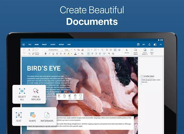 OfficeSuite (MOD, Premium Unlocked)