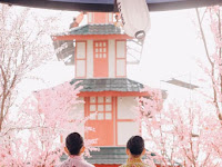 Rekomended, Dira Park Balung Jember Bernuansa Negeri Sakura Jepang
