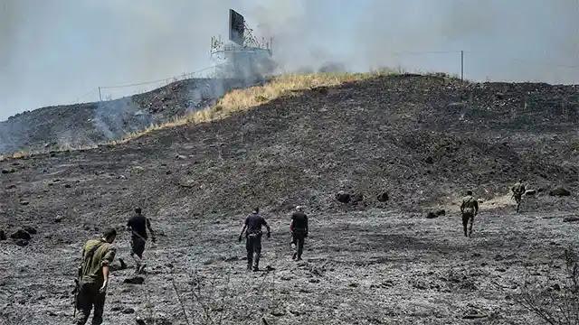 تصعيد جديد بين حزب الله وإسرائيل واليونيفيل تحذر من وقوع حرب في المنطقة