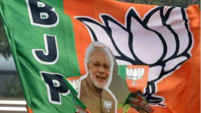 BJP.s new slogan- padmaful ekushe ghasful fakase