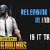 PUBG Launching Today || Is It True ?
