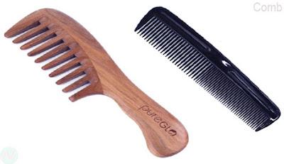 Comb, চিরুনি