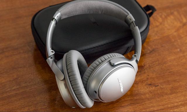 Headset Gaming Bose QuietComfort 35 II