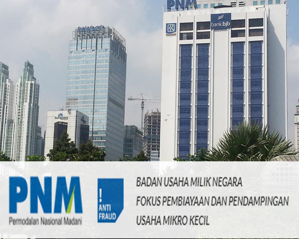 Lowongan Kerja BUMN PT. Permodalan Nasional Madani (Persero)