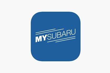 Download MySubaru on the App Store