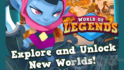 World of Legends: Beginner's FAQs, Tips, and Guides: Hero Builds