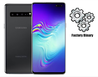 Samsung Galaxy S10 5G SM-G977P Combination Firmware