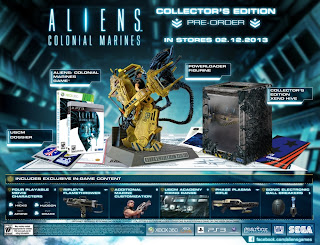 edition  collector aliens colonial marines