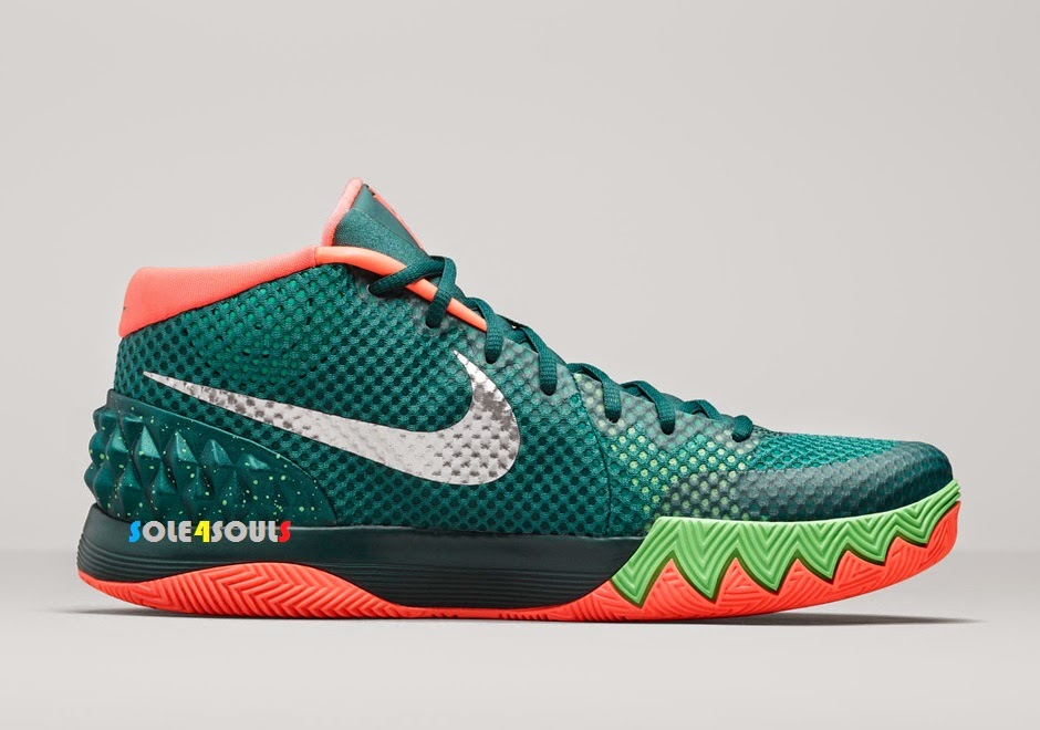 55d841fced9 Nike Kyrie 1 EP Dark Emerald. For Sale   PRE - ORDER Size   US  8
