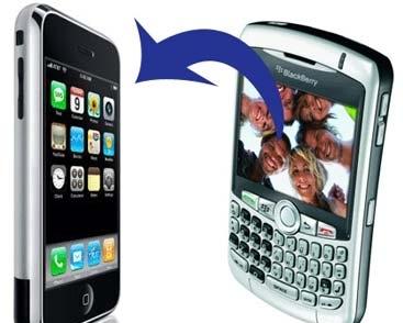 Cara Mudah Berbagi File Dari Android ke BlackBerry