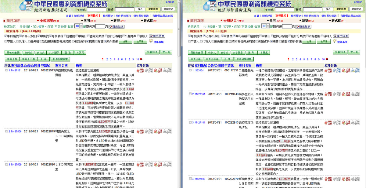 enpan's Patent & Linux practice: 五月 2012
