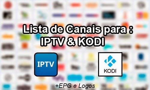 Listas de Canais IPTV Golbal
