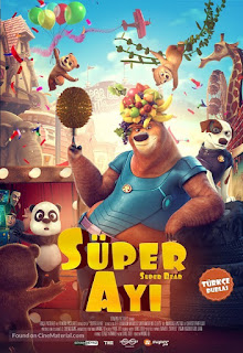 Super Bear 2019 Dual Audio 720p WEBRip