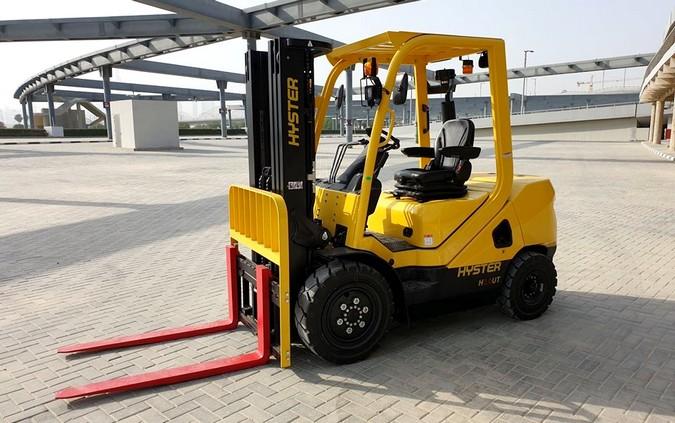 Hyster® amplia portfólio de equipamentos com a série UT