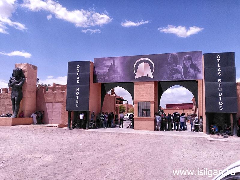 Kinostudiya-Atlas-Corporation-Studios-Gorod-Uarzazat-Marokko