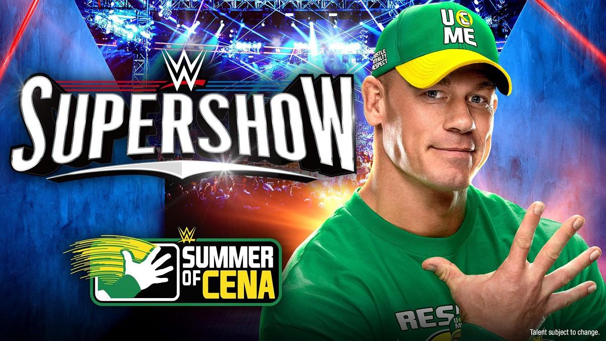 Cobertura: WWE Supershow In Pittsburgh (24/07/2021) – Retornamos!