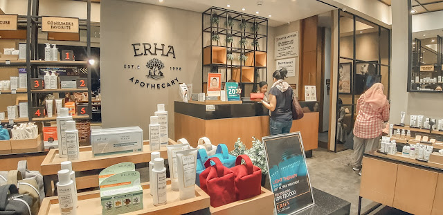 treatment erha apothecary