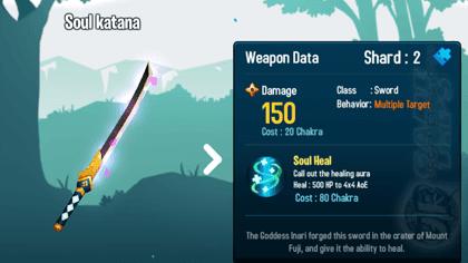 Shinobi.IO Soul Katana