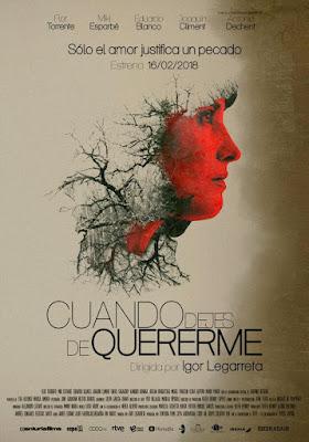 Cuando Dejes De Quererme 2018 DVD R2 PAL Spanish