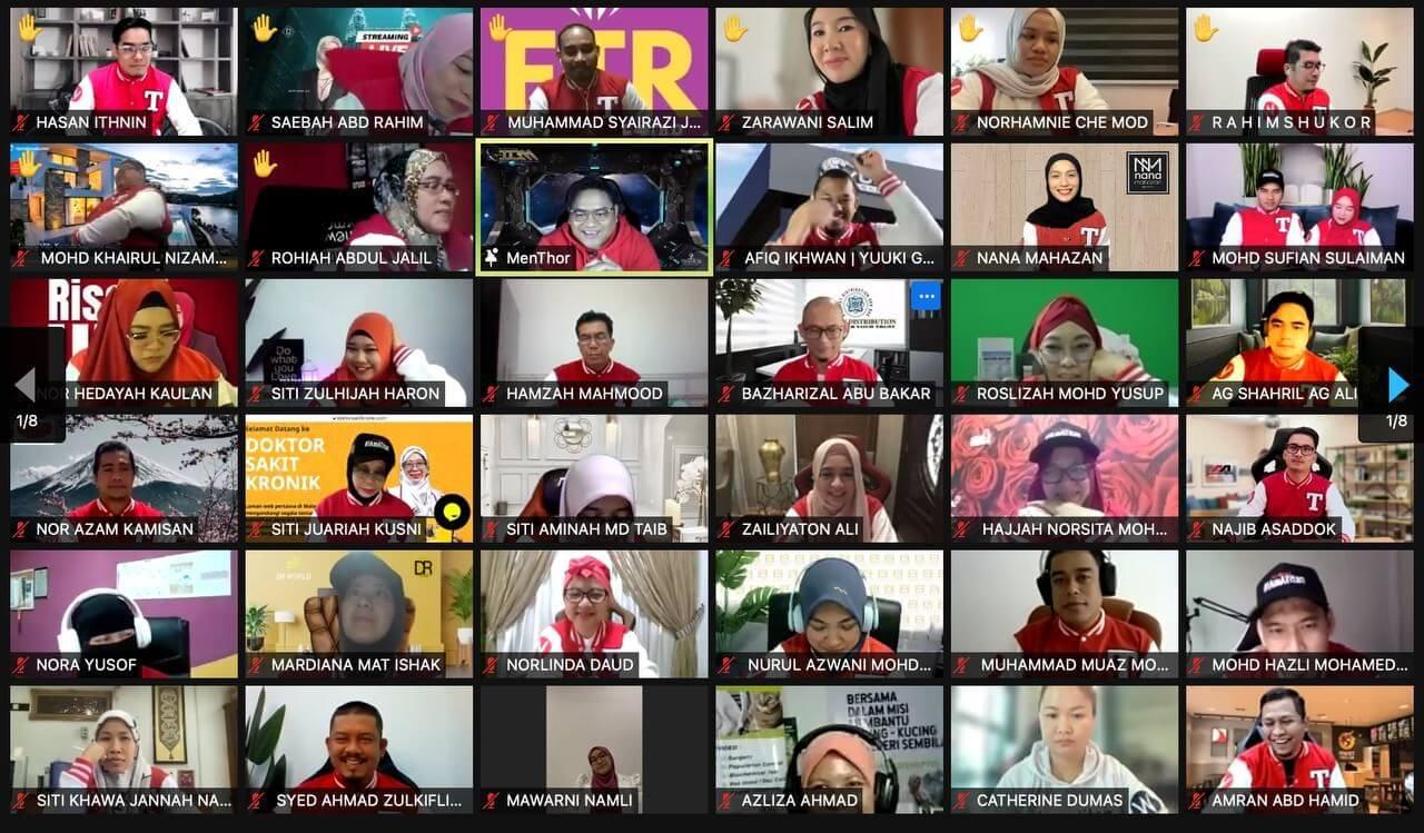 Program Titan Summit 2021 Bakal Dedah Rahsia Usahawan Jutawan Titan RichWorks Kekal Raih 7 Angka Walau Semasa Pandemik