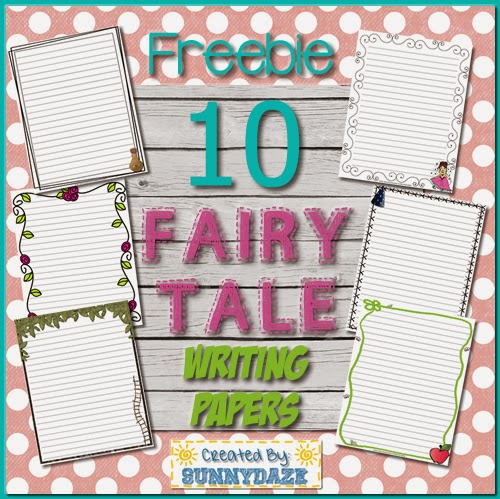 https://www.teacherspayteachers.com/Product/Free-Fairy-Tale-Writing-Papers-1836657
