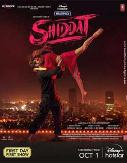 Shiddat (2021)