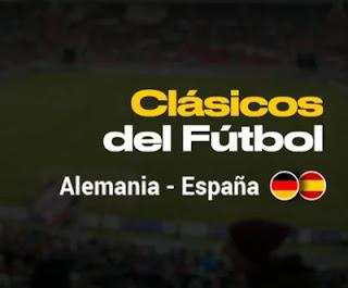bwin promocion Alemania vs España 3-9-2020