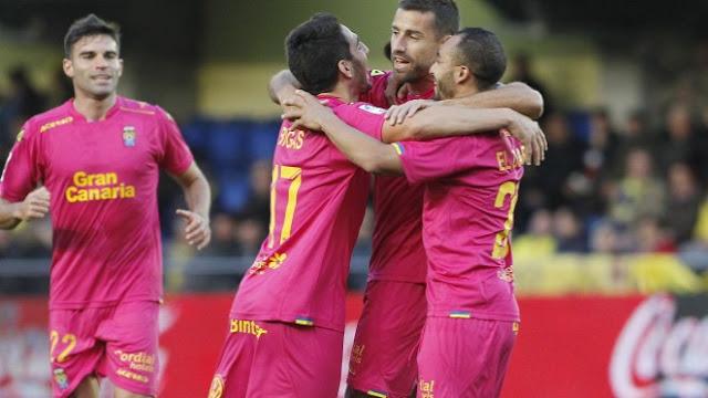 Vídeo gol Villarreal 0 - UD Las Palmas 1 David García
