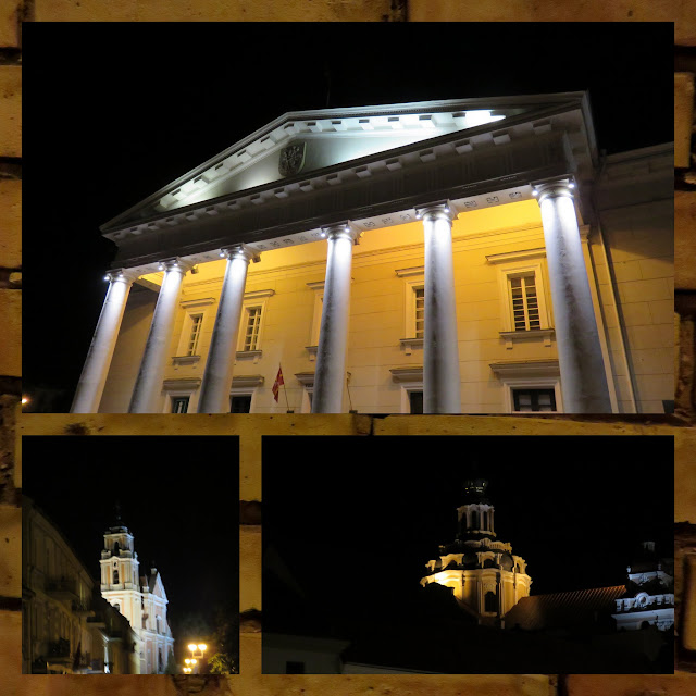 Fun Things to Do in Vilnius Lithuania - UNESCO Heritage Buildings