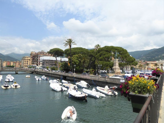 Monumento a Colombo Rapallo