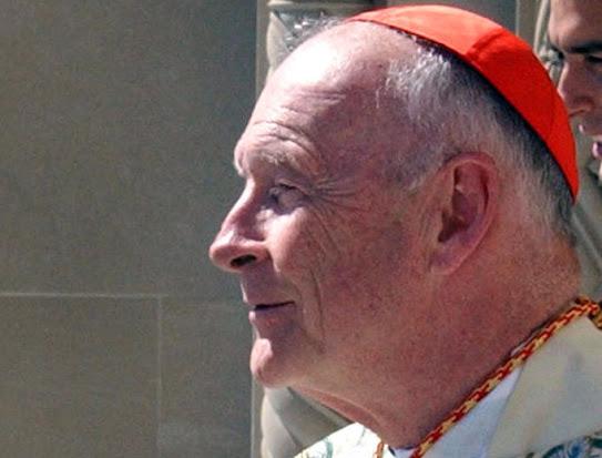 James McHugh McCarrick gay clergy homosexuality Catholic prolife abortion contraception sterilization eugenics