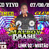 Cd (Ao Vivo) Master Dj Malboy (Mistão) Clube Asseduc 07/07/2016