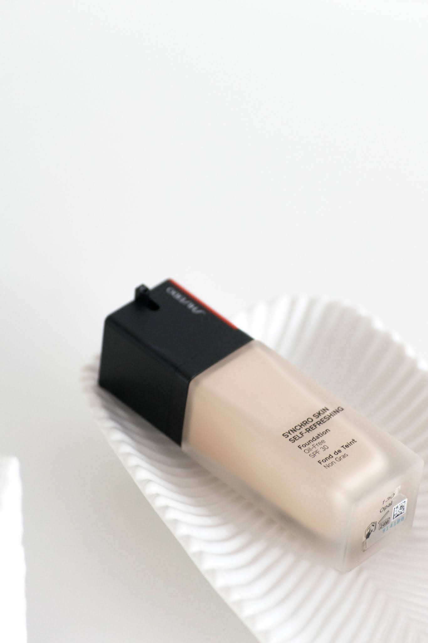 review base shiseido