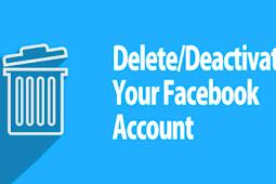 How Do You Deactivate A Facebook Account