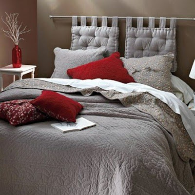 Haz tus propios cabeceros para la cama (V)