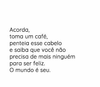 Acorda, toma um café