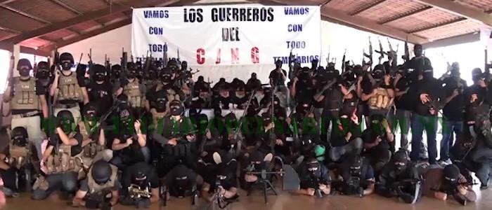 EL CÁRTEL MÁS PODEROSO DE MÉXICO; ya tiene una franquicia criminal a unos pasos de EUA