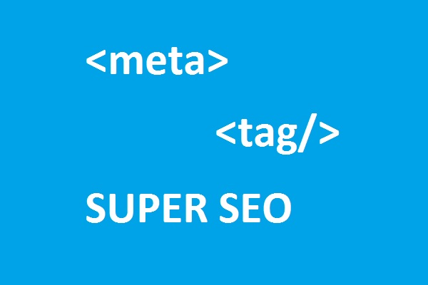 Best meta tag for SEO