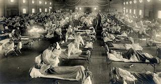 Flu Spanyol Menewaskan 50-100 Juta Jiwa