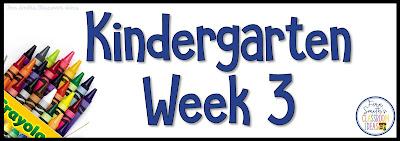 Click Here to Visit Kindergarten Week 3